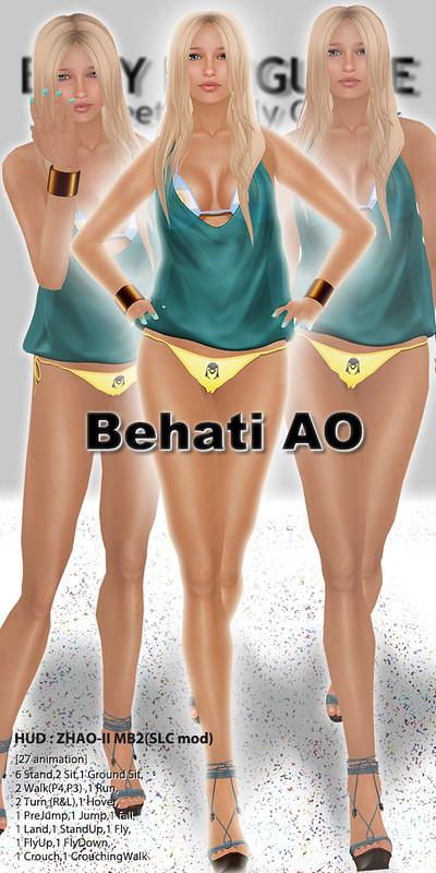 Behati AO set