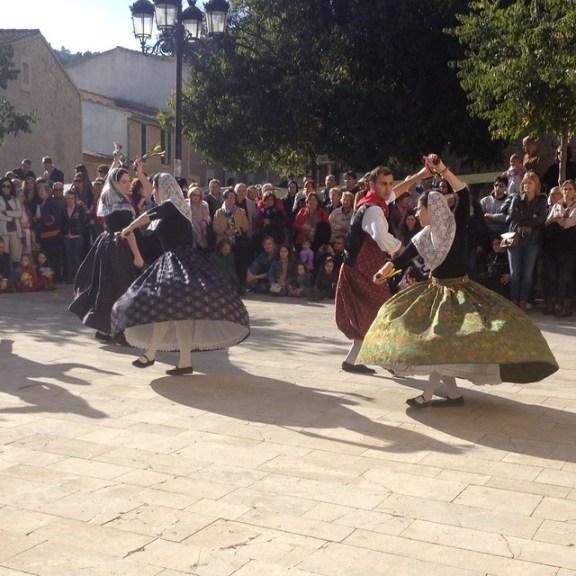 Mancor de la Vall fair