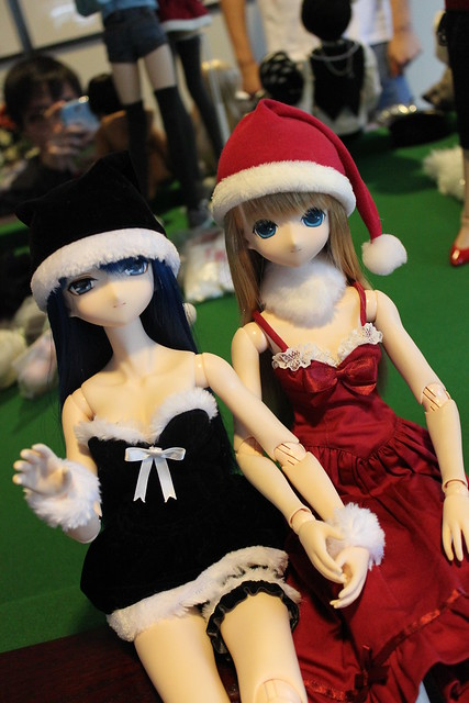 Christmas Doll Meat in Vancouver