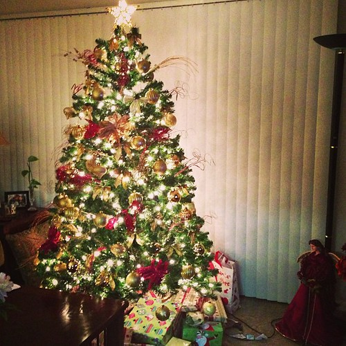 My mommy's tree!!!