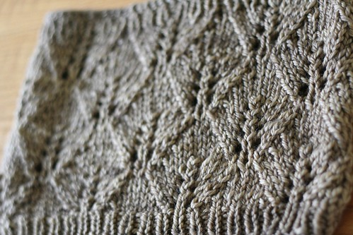 knitted :: Irving Cowl