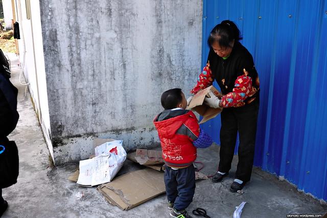 People in Liang Qi