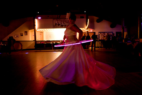 Hooping Bride (Atomic Hoop)