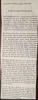 08 - April 28, 1919