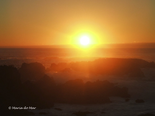 Sol poente, dezembro de 2012 by lusografias