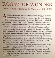 1) Rooms Of Wonder Entrance Signage