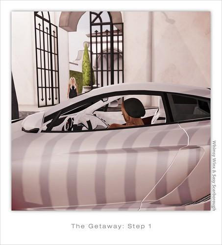 The Getaway 1F