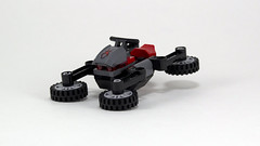 76004 Spider Cycle Wheels Out
