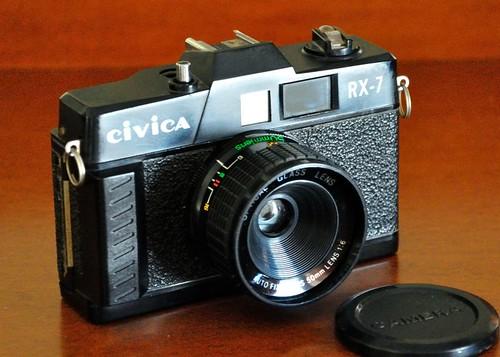 Civica RX-7, 1989