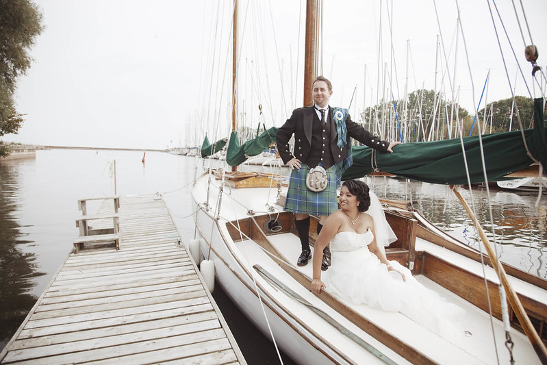 Oakville Vintage Inspired Wedding Photography