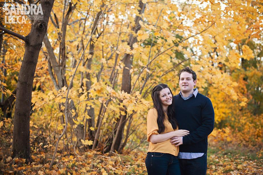 Melissa + Matt | Engaged!