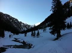 Aufstieg Filmoor/Standschützenhütte