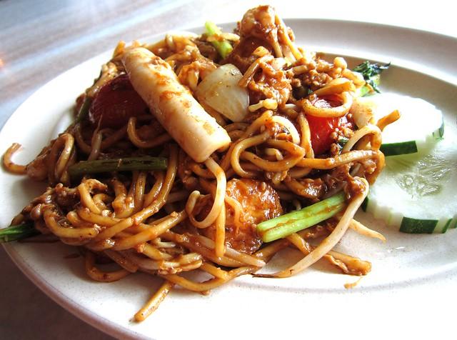 RC Thai fried noodles