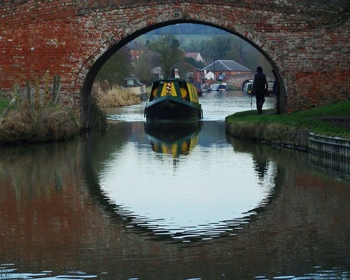 20130113-13_Narrow Boat - Grand Union Canal - Braunston by gary.hadden