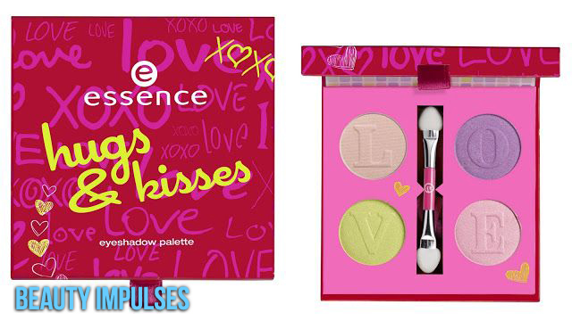 Essence Hugs and Kisses Collection  Beauty-Impulses-Eyeshadow Palette