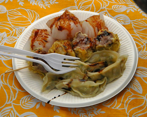 someone else's Chinese New Year Dumplings