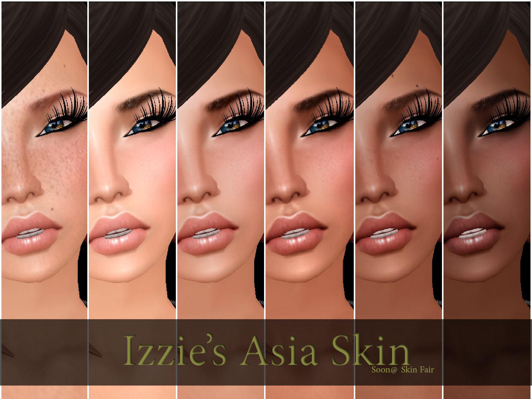 Izzie's Asia Skin@Skin Fair