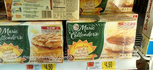 Marie Callender's Breakfast Sandwiches 1