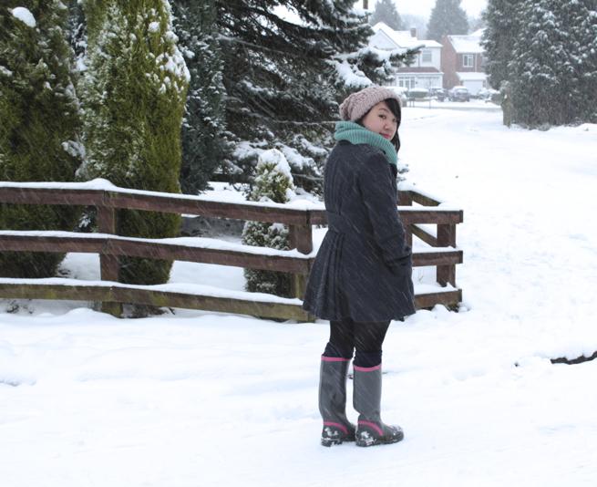Snowy Day walks
