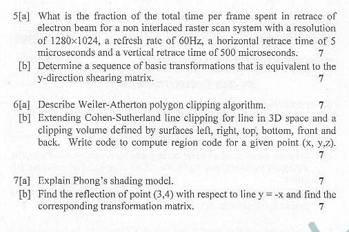 DTU: Question Papers 2012 - 6 Semester - End Sem - SW-313