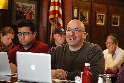 Boston Media Makers 3-3-13 #bmm