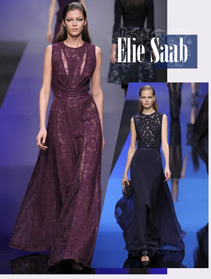 Elie Saab, aw 2013