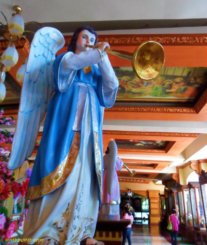 angel with trumphet