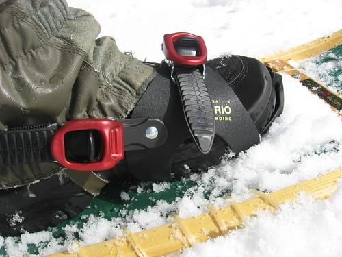 Lowa Trident II boots