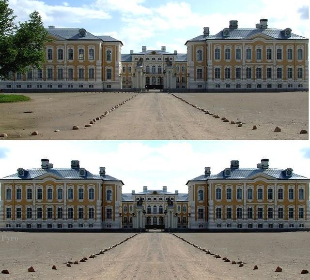 Schloss Rundale/Lettland