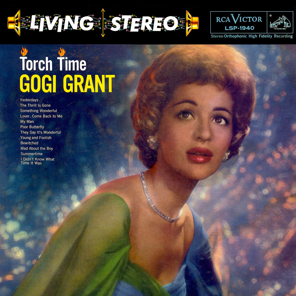 Gogi Grant - Torch Time