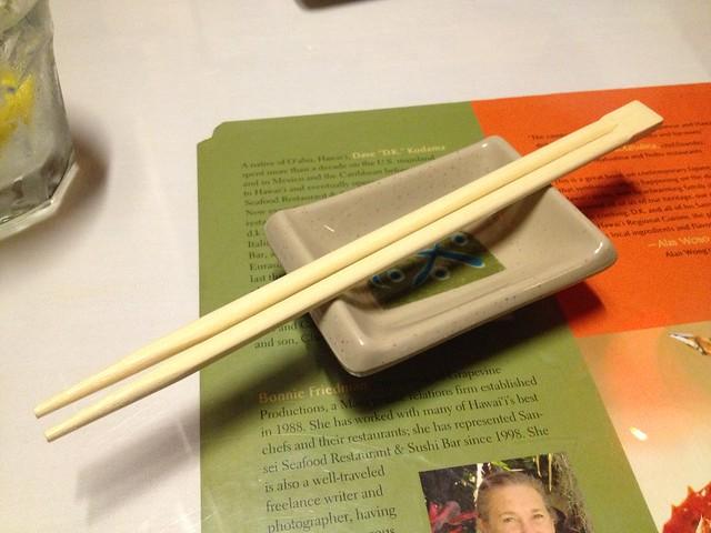Chopsticks - Sansei Seafood Restaurant