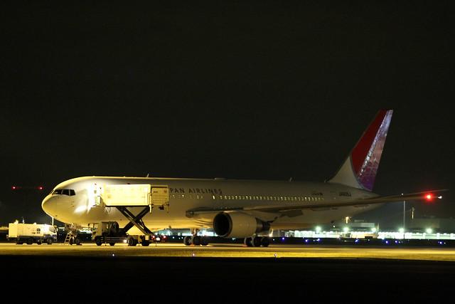 JAL B767-300ER(JA605J)