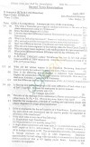 GGSIPU Question Papers Second Semester – Second Term 2007 – ETEE-212