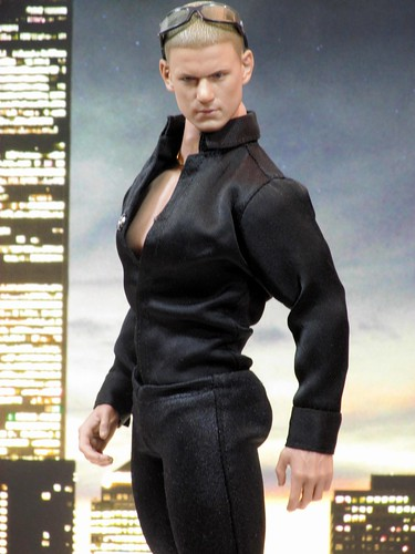 Wentworth Miller Action Figure