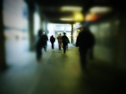 Morning rush by deadheaduk