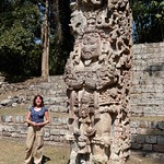 Honduras, ruinas de Copa?n 20