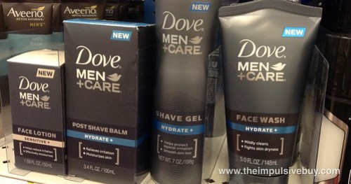 Dove Men +Care Face Products