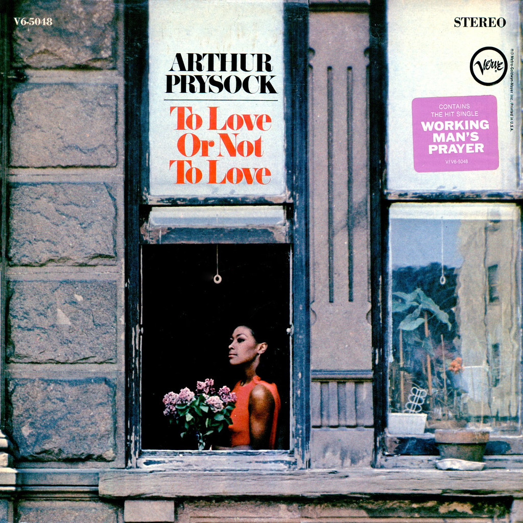 Arthur Prysock - To Love or Not to Love
