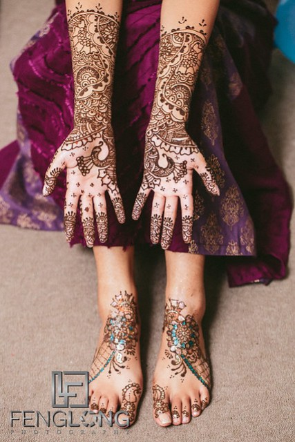 Natasha & Karim's Mehndi | Parramatta | Sydney Destination Indian Wedding