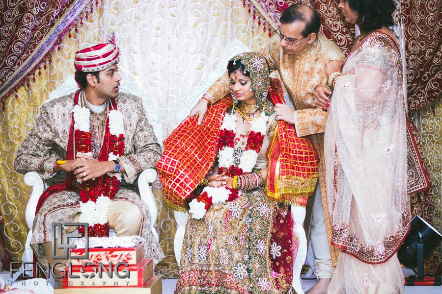 Pallavi & Arvind's Wedding   Atlanta Marriott Gwinnett Place   Atlanta Hindu Indian Wedding Photography