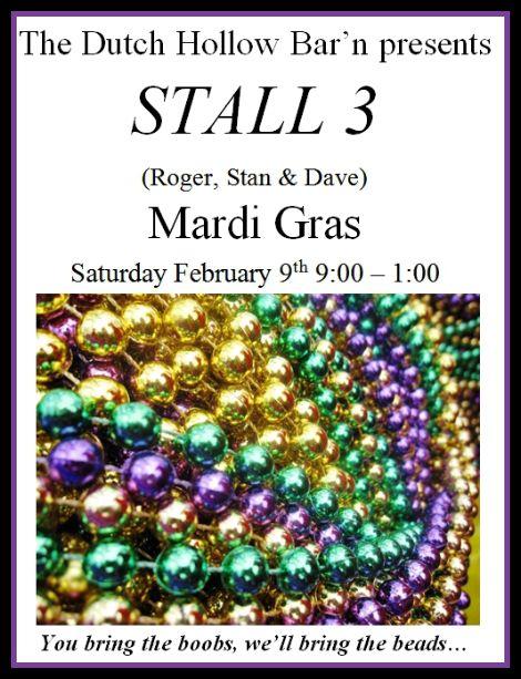 Stall 3 2-9-13