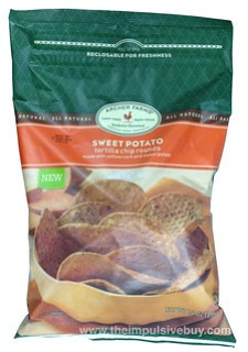 Archer Farms Sweet Potato Tortilla Chip Rounds