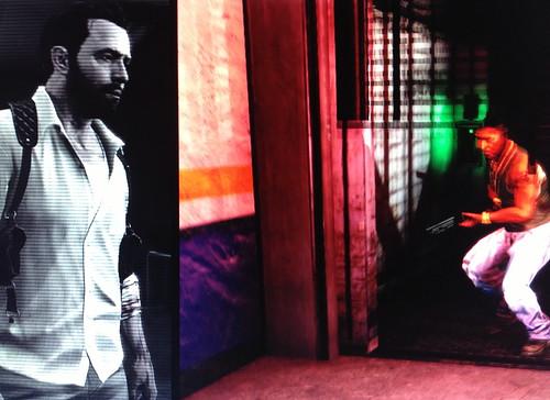 Max Payne 3 - tiled presentation