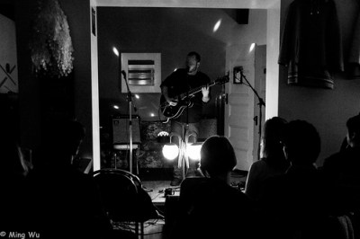 Bruce Peninsula's EONS, Neil Haverty & Misha Bower @ Raw Sugar Cafe