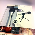 New Media Gear 015: Audio-Technica ATR2100-USB Cardioid Dynamic USB/XLR Microphone (2/6)