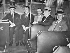 Capital Transit President E. D. Merrill: 1940