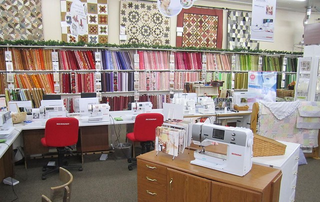 bernina stylish fabrics