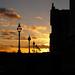Alexandra Palace Sunset