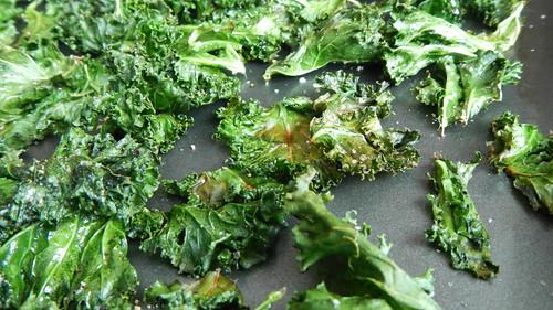 Kale Chips 9