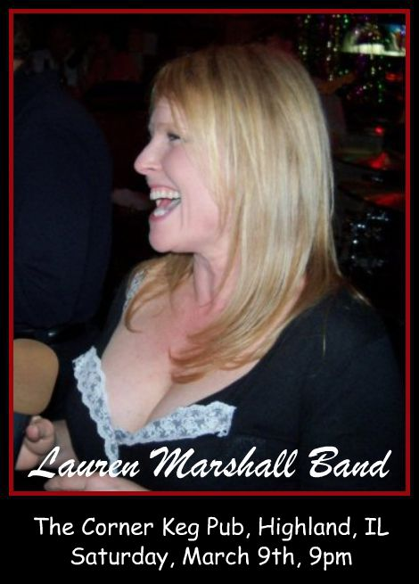 Lauren Marshall 3-9-13